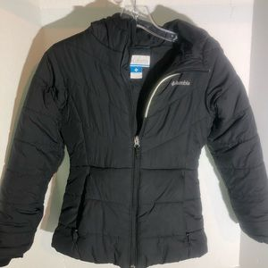Columbia Childrens Down Jacket Size M